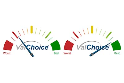 Differentiate the insurance you offer using ValChoice tools